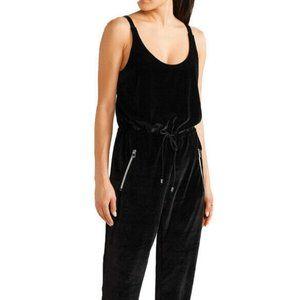 Heroine Sport Velvet Comfort Stylish Jumpsuit Long